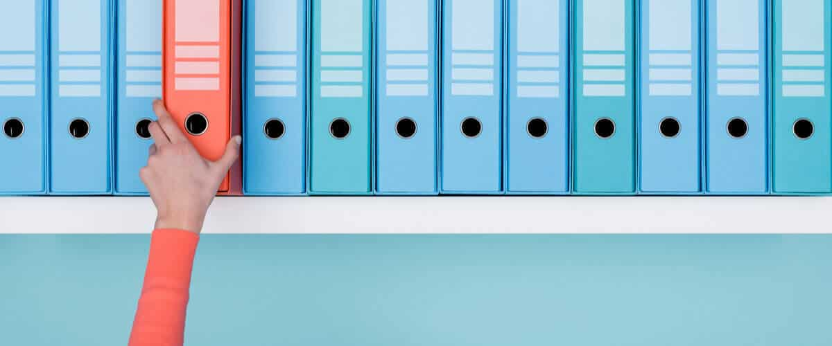 How to Organize an Office Filing System Effectively