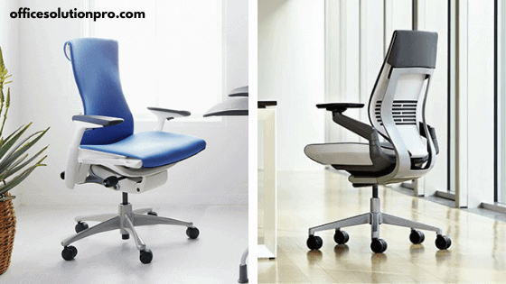Herman Miller Embody vs. Steelcase Gesture
