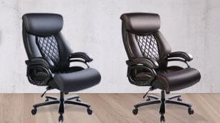 Best Executive Leather Office Chair 2021 Reviews