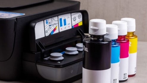 Best Printer With Refillable Ink Tank 2021 Reviews